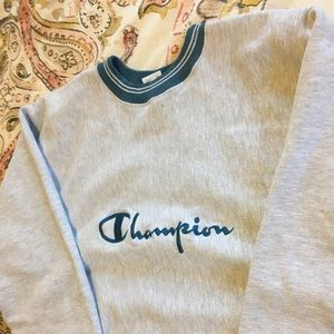 😳 Whoa Vintage Beautiful Champion Reverse Weave